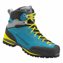 Bocanci Garmont Ascent GTX 2017, Ferrata Updated