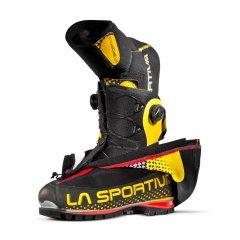 La Sportiva G2 SM blackyellow (11QBY) open1
