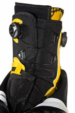 La Sportiva G2 SM blackyellow (11QBY) Boa System 4