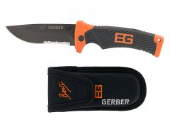 Briceag Gerber  Bear Grylls Folding Sheath lama zimtata