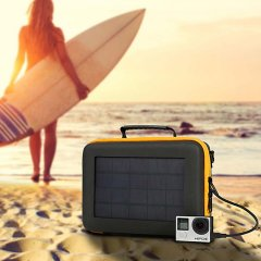 Incarcator solar Sunny Bag Action Case