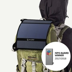 Incarcator  solar Sunny Bag Leaf + 6000 mAh Power Stick