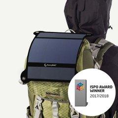 Incarcator  solar Sunny Bag Leaf + 6000 mAh Power Stick