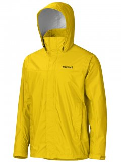 Marmot Precip Jacket Yellow Vapor