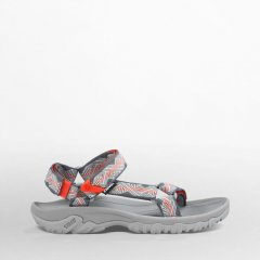 Teva HXLT MS 4156 geometric gray red
