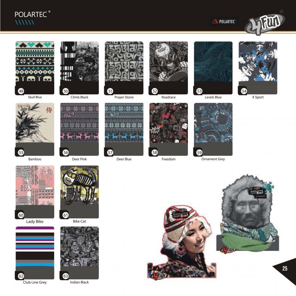 Page25 Polartec Collection