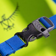 Osprey KAMBERSternum strap with emergency whistle