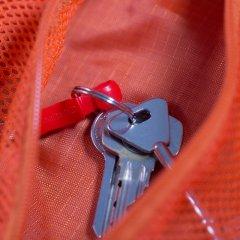 Osprey KAMBERInternal key attachment clip
