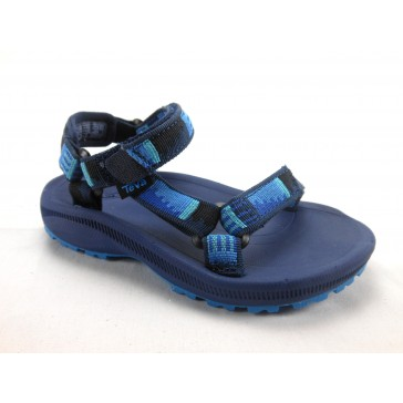 Teva Hurricane 2 JR peaks bright blue 110375