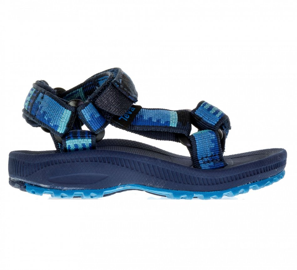 Teva Hurricane 2 Kids peaks bright blue 110375C
