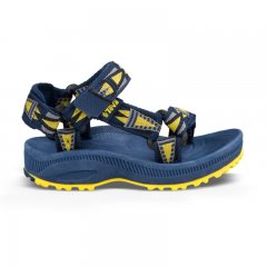 Teva Hurricane 2 JR mosaic navy yellow 110264J