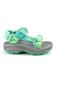 Teva Hurricane 2 Kids peaks teal florida keys 110382C