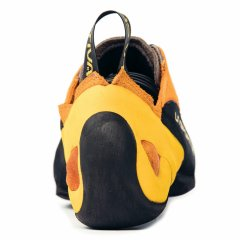La Sportiva Finale brown orange 10VBO back