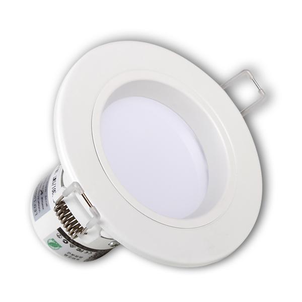 SPOT LED INCASTRABIL 12W IP44 LUMINA ALBA RECE