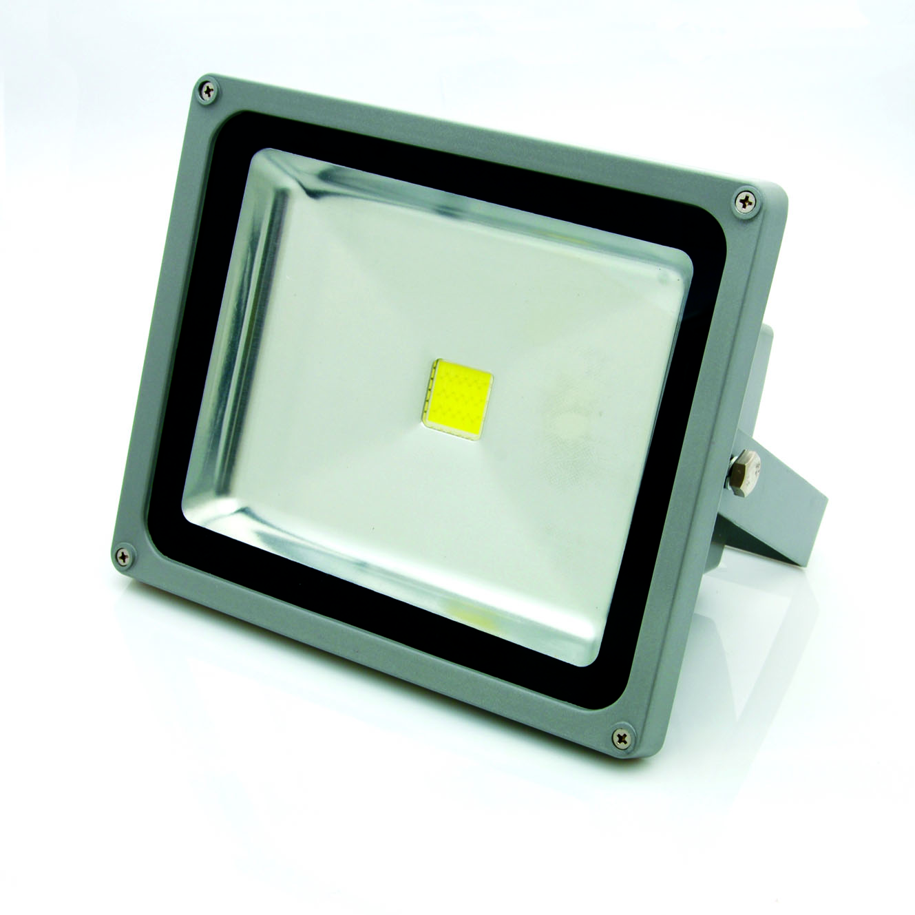 PROIECTOR LED EXTERIOR CLASIC 10W LUMINA ALBA RECE