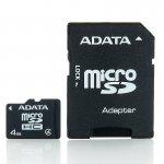Micro SD ADATA 4Gb