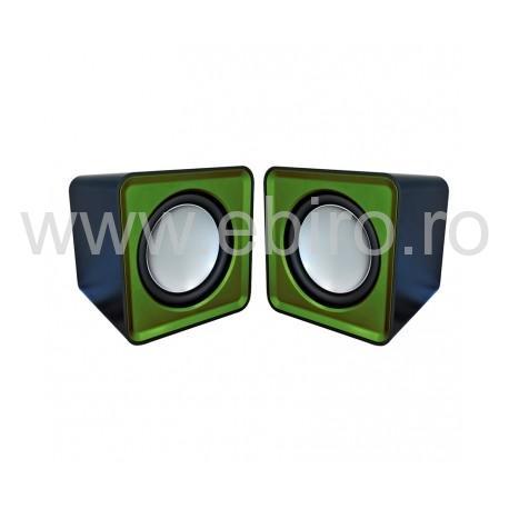 Boxe Omega cu USB