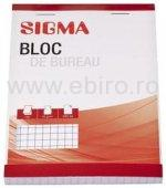 Bloc notes A4 Sigma 50f