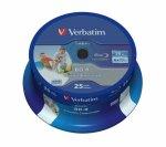 BD-R Verbatim SL DATALIFE 6X 25GB