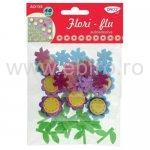 Aceesorii craft- Flori flu spumă Daco