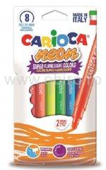 Carioca Neon, 8 culori