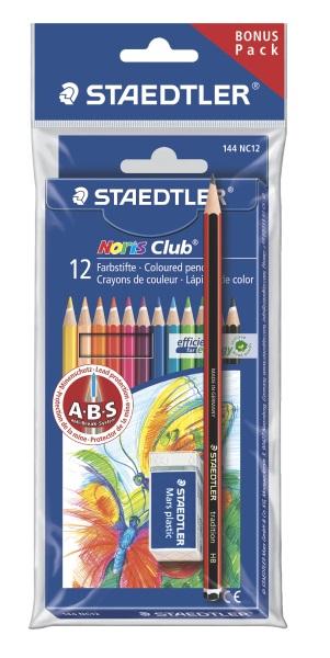 Creioane colorate NORIS
