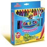 Carioca Jumbo 24 culori