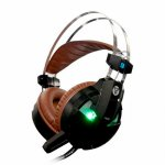 Casti gaming  FanTech Visage HG8, With microphone, Black