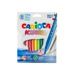 Carioca 12 culori ACQUARELL
