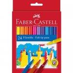 Carioca 24 culori Faber Castell