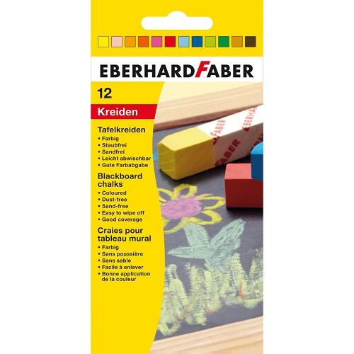 Creta color 12cut Eberhard Faber