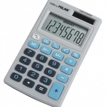 calculator8dgmilan208bblalbastru