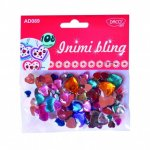 Accesorii craft - Inimi bling DACO