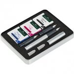 Set Stilou Caligrafic Grip 2011 Faber-Castell