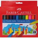 Carioca Jumbo Faber-Castell 12c
