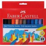 Carioca Jumbo Faber-Castell 24 c