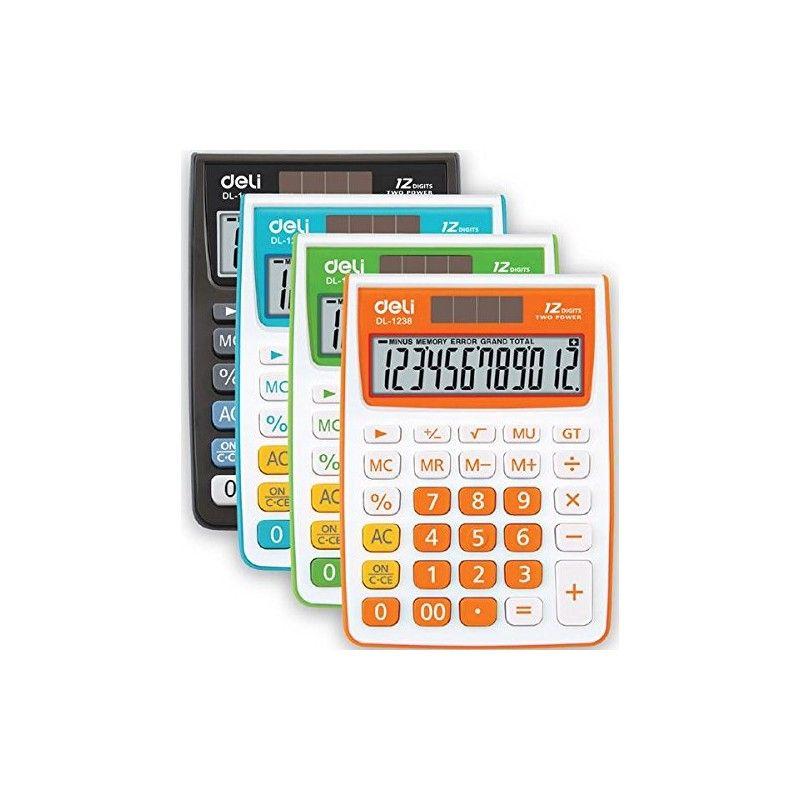 calculator 1238 deli color