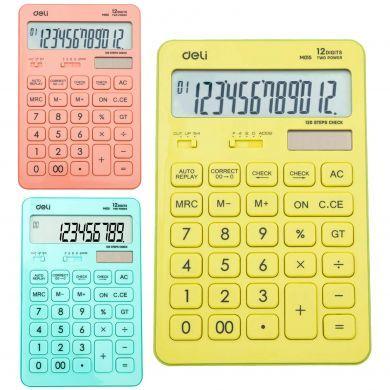 calculator pastel deli
