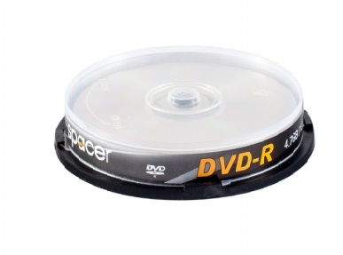 dvd spacer