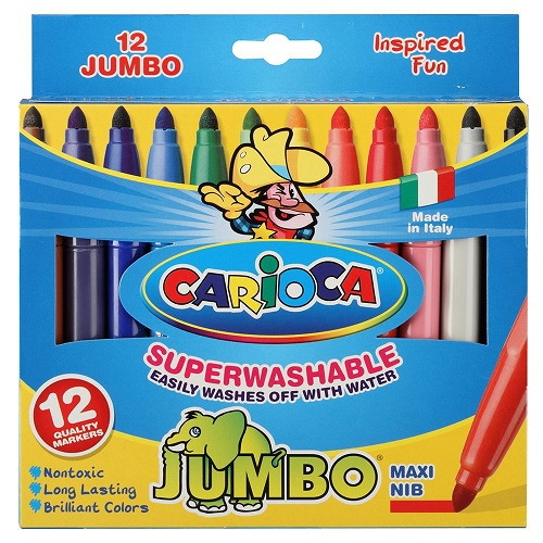 carioca jumbo 12