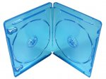 Carcasa 2 DVD Blue Ray