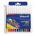 Carioca Pelikan 12 culori