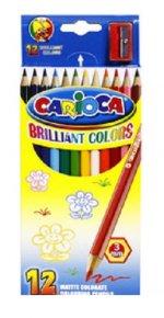 Creioane Carioca 12 culori
