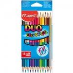 Creioane colorate MAPED 11