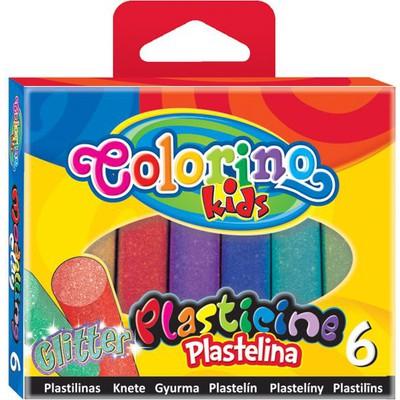 Plastilina Colorino 6 culori