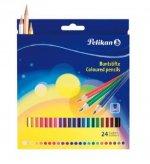 Creioane Pelikan 24 culori