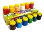 Guase tempera 12 culori