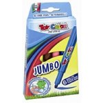 Carioci Jumbo Toy Color 6 culori