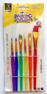 Set 6 pensule color