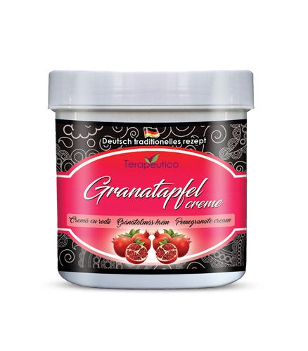 Crema cu extract de rodie - 250ml